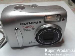 Digitalna kamera OLYMPUS- Camedia.